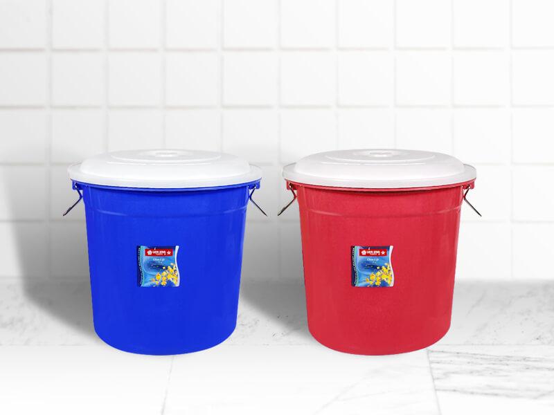 memilih ember yang bagus Lion Star