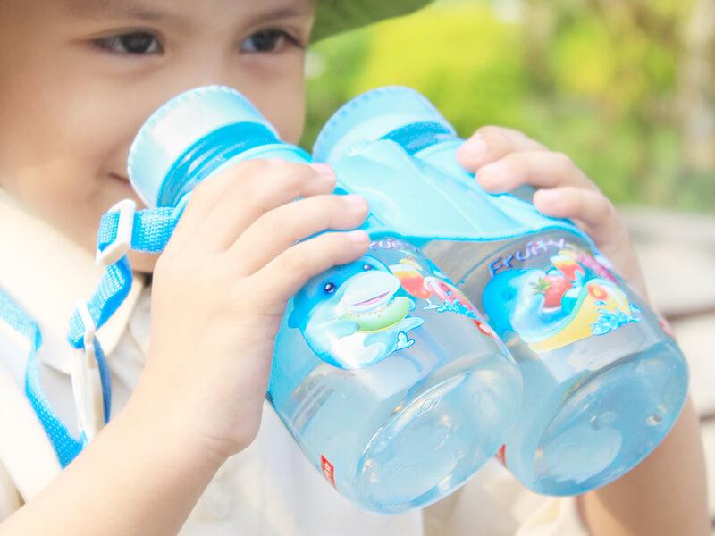 Botol Minum Anak Lion Star binocular
