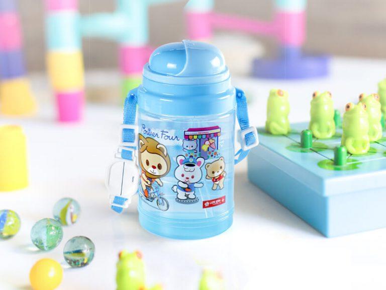 Jenis & Pilihan Botol Minum Anak Lion Star