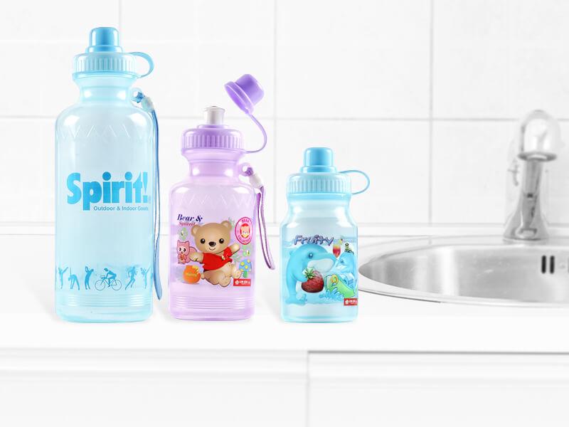Botol Minum Anak Lion Star Squiss